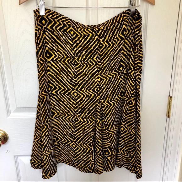 MICHAEL Michael Kors Dresses & Skirts - Michael Kors Patterned Skirt